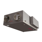 Cross flow units