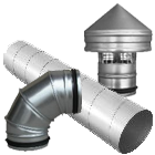 Ducts and fittings